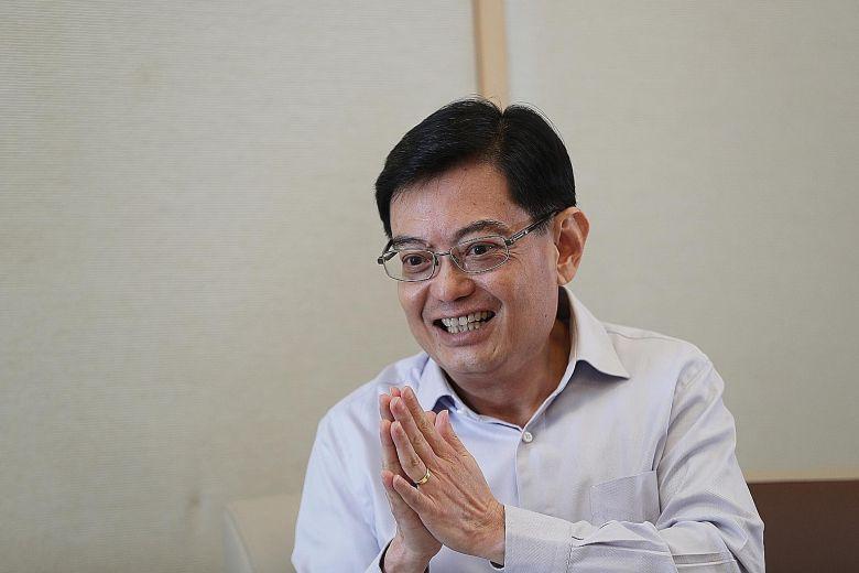 நிதி அமைச்சர் ஹெங் சுவீ கியட்