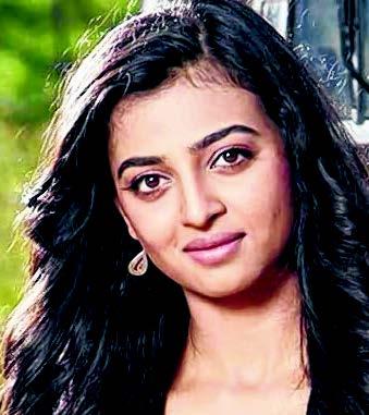ராதிகா ஆப்தே.