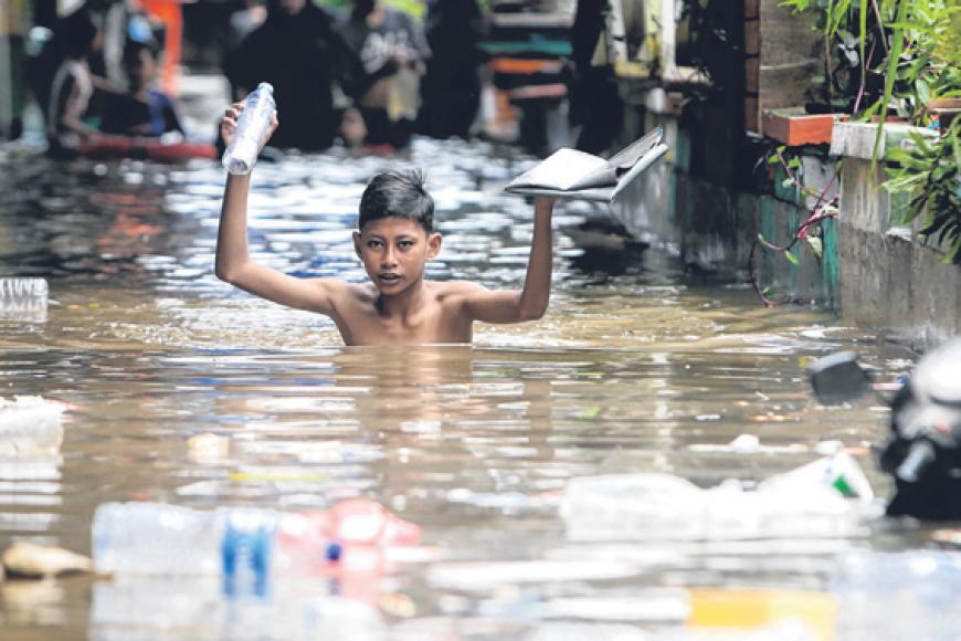 ஜகார்த்தாவில்