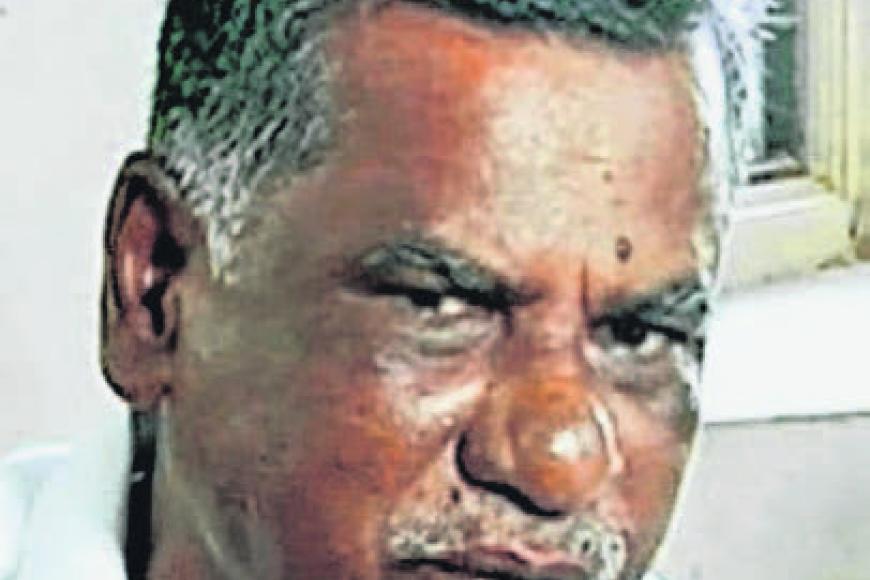 இந்திய கம்யூனிஸ்ட் கட்சியின் மாநிலத் தலைவர் முத்தரசன்