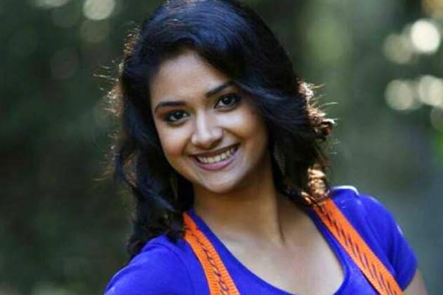 கீர்த்தி சுரேஷ்.
