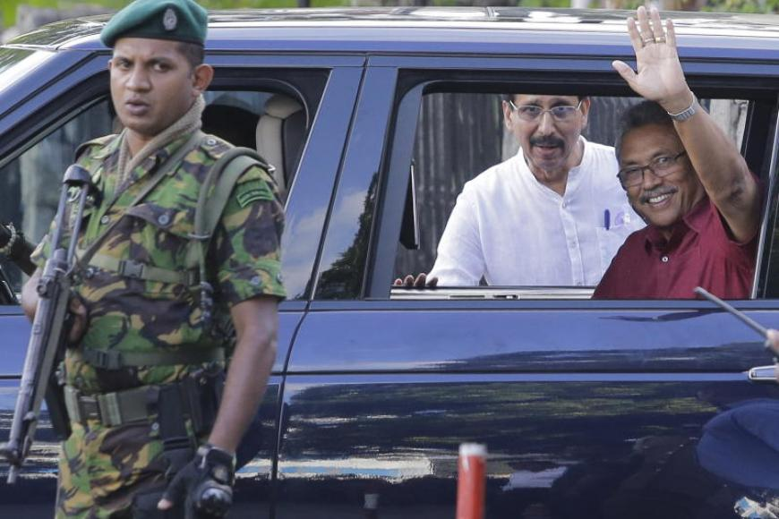 Gotabaya Rajapaksa has won the Sri Lankan presidency after a closely fought election
