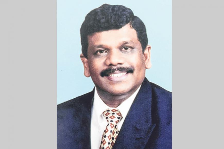 திரு ராஜன் சுப்பிரமணியம் எட்மண்ட் பெரேரா சட்ட நிறுவனம்
