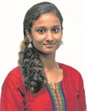 அஷ்வினி செல்வராஜ்
